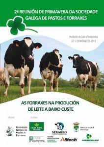 II Reunión da Sociedade Galega de Pastos e Forraxes